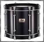 Pearl Pipe Band Maple Tenor 14x12""