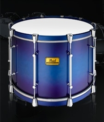 Pearl Pipe Band Maple Tenor 18x12""