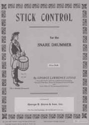 "Stone's ""Stick Control For The Snare Drummer"""