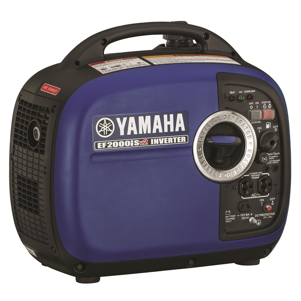 yamaha ef2000isv2 2000 watt inverter generator