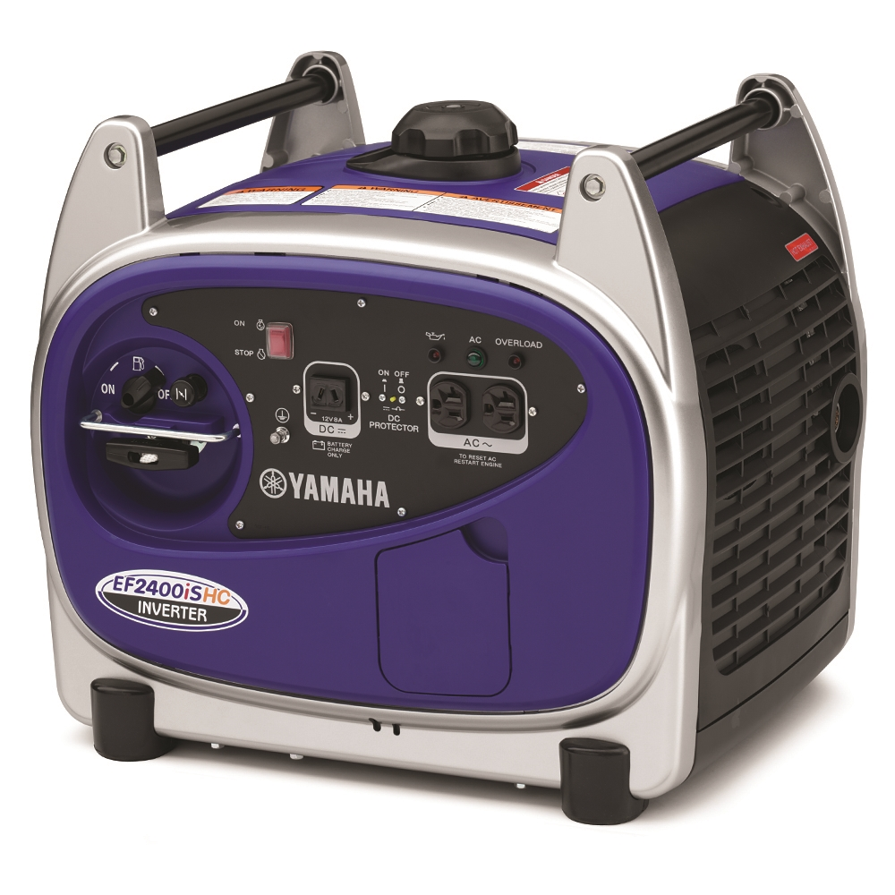 Image result for Yamaha EF2400iSHC Portable Generator