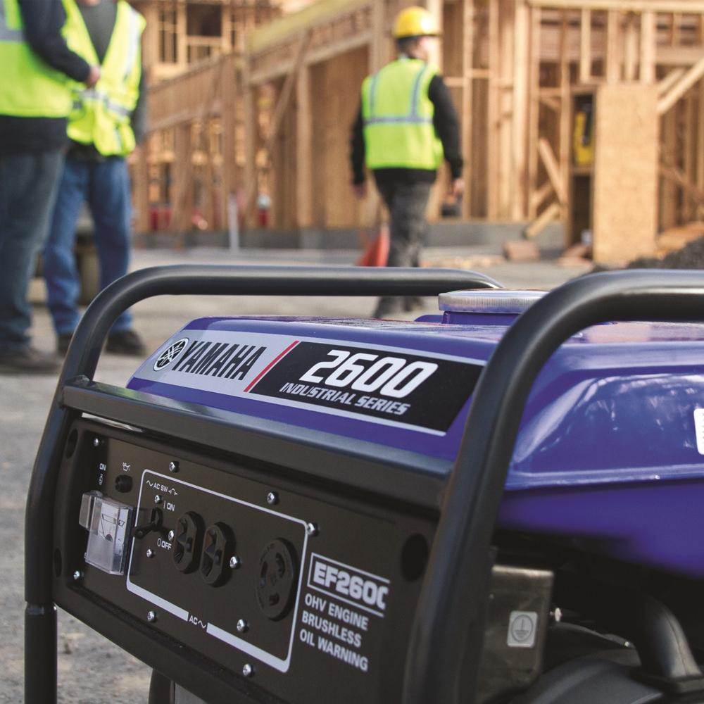 EF2600 | Yamaha Generators | yamahagenerators com