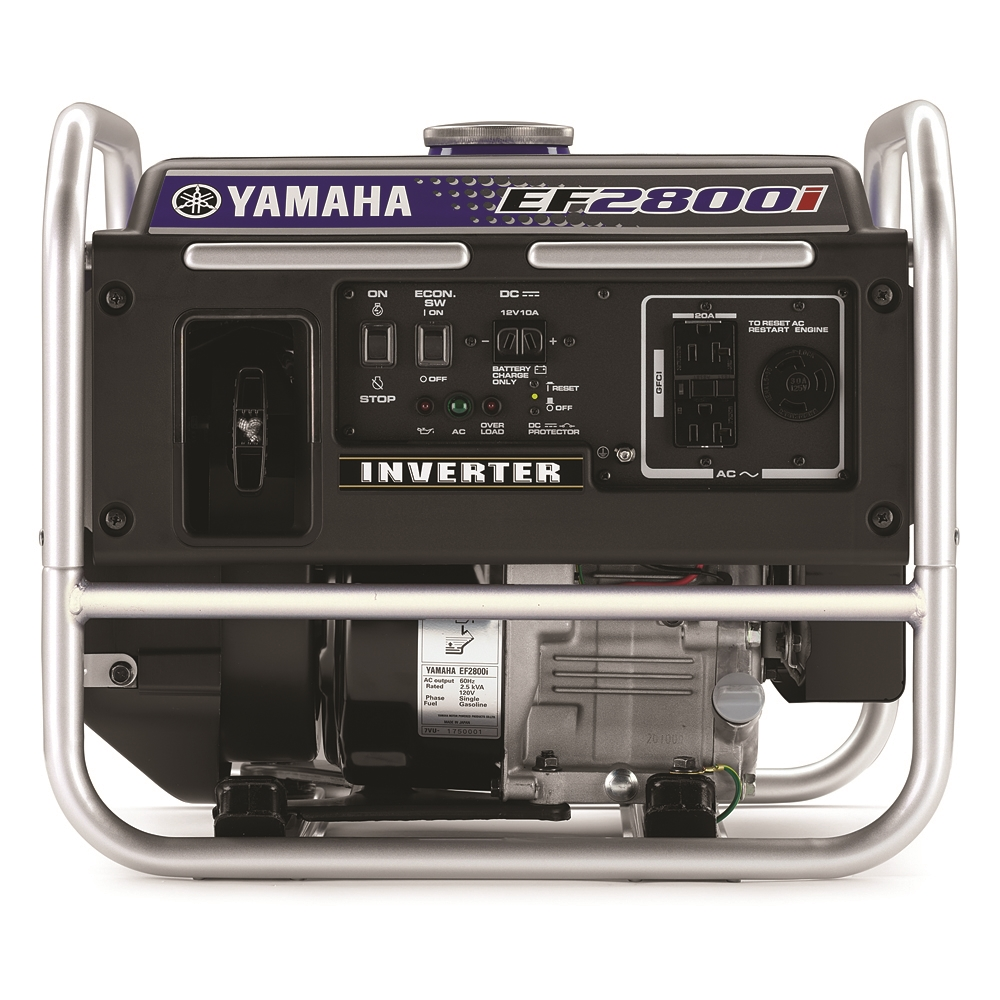 EF2800i | Yamaha Generators | yamahagenerators com