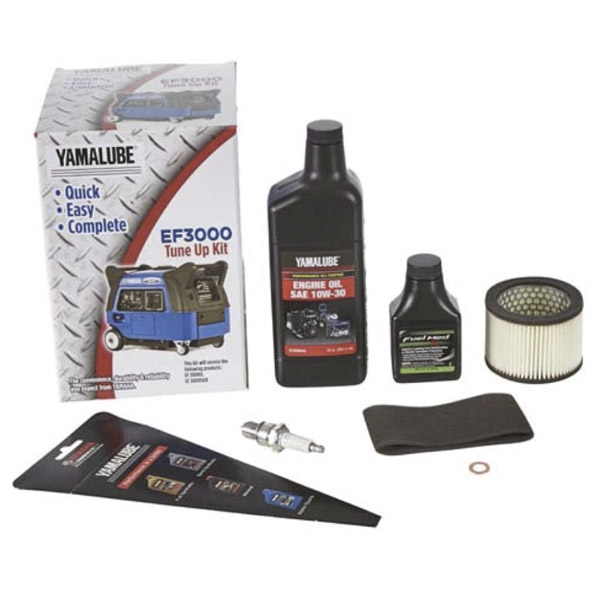 LUB-EF200-KT-00 - EF2000 Yamalube® Tune-Up Kit