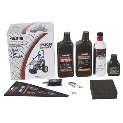 Yamaha LUB-PW3028-KT-00 Yamalube® Tune-Up Kit
