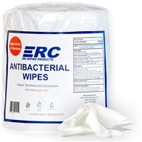 ERC Antibacterial Wipes