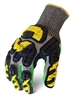 IRONCLAD INDUSTRIAL IMPACT KNIT CUT 5 GRIP GLOVE INDI-KC5G