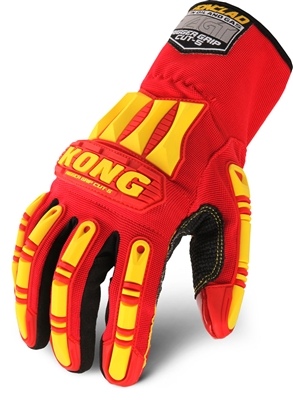 IRONCLAD KONG RIGGER GRIP CUT 5 GLOVE- KRC5