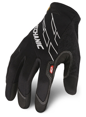 Ironclad Mechanic Glove - MGK $9.50 US Eligible for free shipping from Action Specialties. Great dexterity, flexibility, durability, and abrasion resistance. MGK-02-S,MGK-03-M,MGK-04-L,MGK-05-XL,MGK-06-XXL