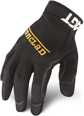 Ironclad Workcrew - Light Duty Glove - WCG $13.99 US Eligible for free shipping. Small, Medium, Large, XLarge, 2XLarge, Light weight, all purpose light duty work glove, reinforced and breathable. WCGA-02-S,WCGA-03-M,WCGA-04-L,WCGA-05-XL,WCGA-06-XXL