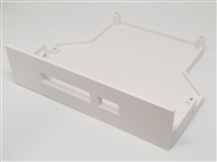 "White SCSI2SD 3.5"" mounting bracket for V5.1, V5.2 & V6"