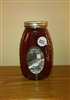 2lb raw wild blueberry honey