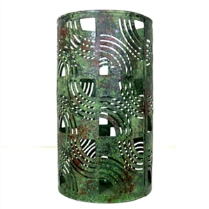 Art Deco Inspired Votive Candle Holder