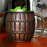The Cask Copper Moscow Mule Mug - 16 oz