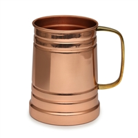 The Copper Stein - 18 oz (No Nickel Lining)