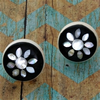 Mother of Pearl Cabinet Knob