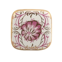 Square Ceramic Drawer Knob
