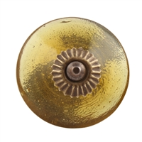 Wheel Glass Knob