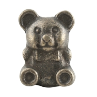 Antique Teddy Bear Cabinet Knob