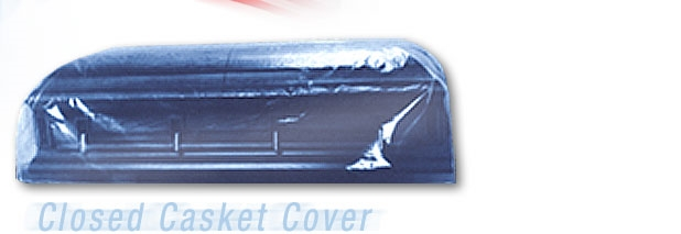 (CC 201) Closed Casket Cover