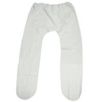 <!010>White Capri Pants
