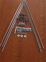 Fender mount hardware kit