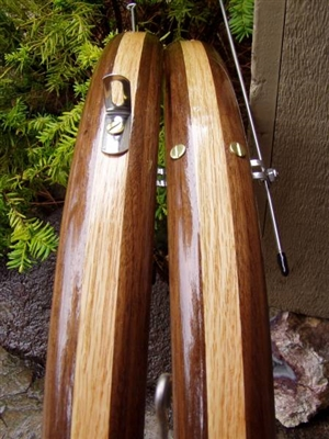 wood bike fender, ccf-116