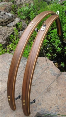 wood bike fender, ccf-117