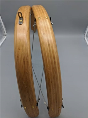 Ready to ship compound curve Bamboo 29er x 2 1/2""