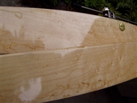 wood bike fender, ff-204