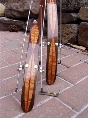 wood bike fender, ff-207