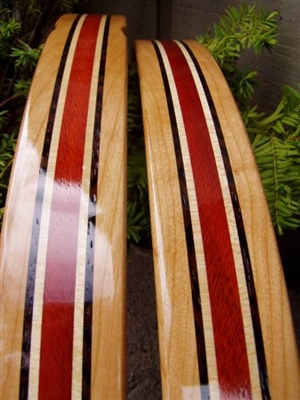 wood bike fender, ff-212
