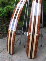wood bike fender, ff-229