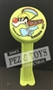 2012 Slovenia Pez Convention - Yellow Bob Sled Hat