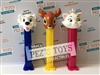 Animal Friends Disney: Marie, Penny and Bambi PEZ