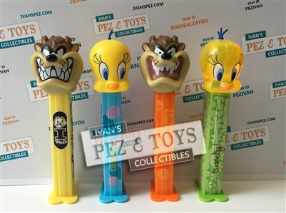 Tweety and Taz WB PEZ