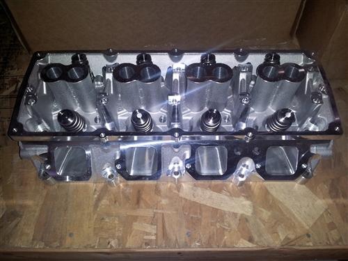 thitek cnc ported valve heads 100 1020. Black Bedroom Furniture Sets. Home Design Ideas