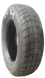 M&H Racemaster Drag Radial Front Tire 185/55R-17 - ROD-11R