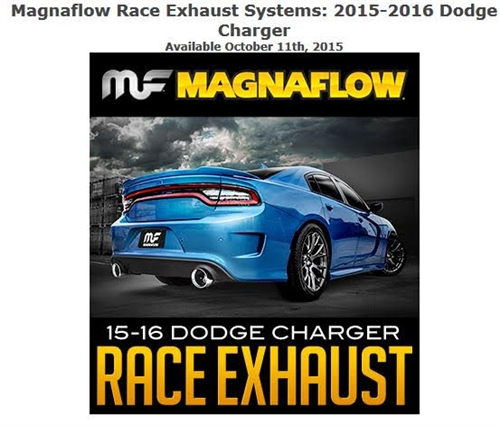 Race Series 2017 2016 6 4l Charger
