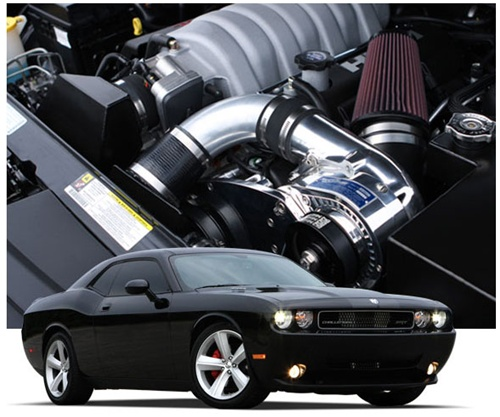 procharger ho supercharger tuner kit 2008 2010 6 1l dodge. Black Bedroom Furniture Sets. Home Design Ideas