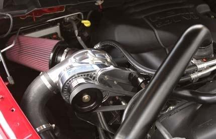 Procharger HO Supercharger (Tuner Kit) (2009-2010 5 7L Ram) - 1DH204-SCI