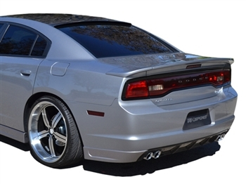 rk sport roof spoiler 2011 2013 dodge charger 24013020. Black Bedroom Furniture Sets. Home Design Ideas