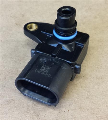 Map Sensor In Car: All SRT-8 Models 05149056AA