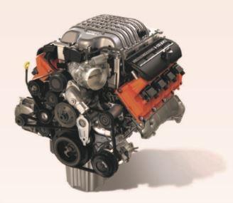 MOPAR 6 2L Hellcat Hellcrate Crate Engine - 68303089AA