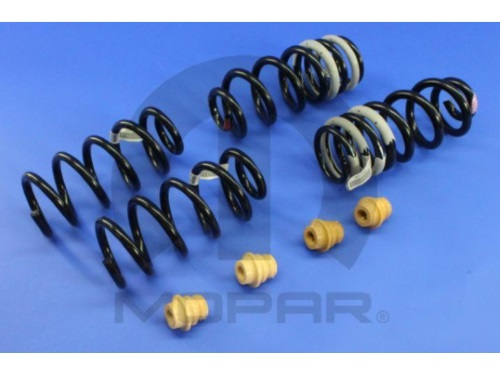 MOPAR Lowering Springs (2012-2018 Jeep Grand Cherokee SRT/Trackhawk) -  77072328