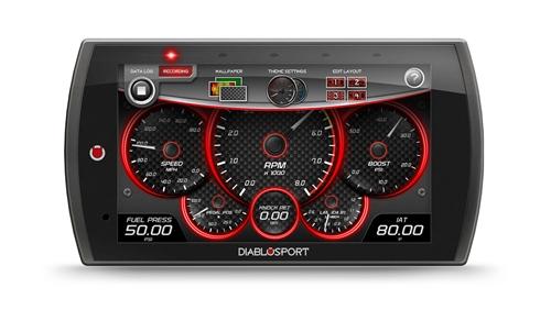 Diablosport Trinity T2 Performance Programmer, Diagnostic Handheld &  Datalogging Tuner For Dodge, Chrysler, Jeep Applications - 9345