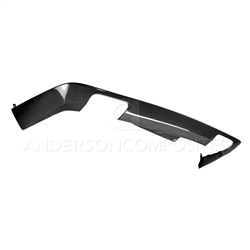 Anderson Composites OEM-style Carbon Fiber Rear Valance for 2008-2014 Challenger - AC-RL0910DGCH-OE