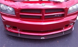 APR Custom Chin Splitter (2006-2010 Dodge Charger SRT8) - CW-721610