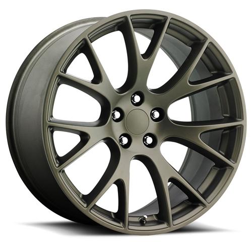 Factory Reproductions Hellcat Replica Wheels Bronze