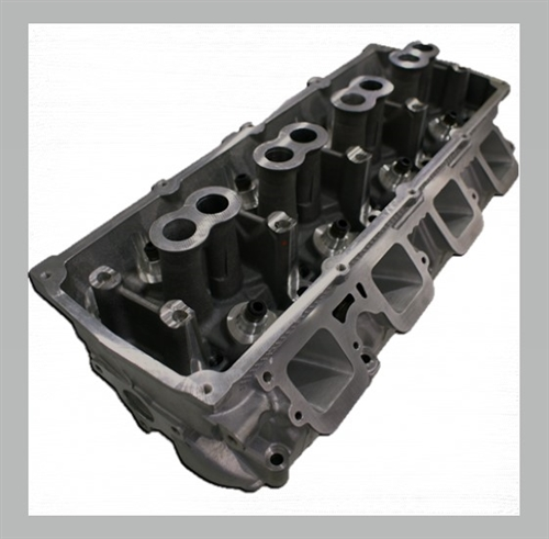 HHP/BES 5 7L CNC Ported & Polished Cylinder Heads (2003-2008 5 7L HEMI  Engines) - HHP-57PPH
